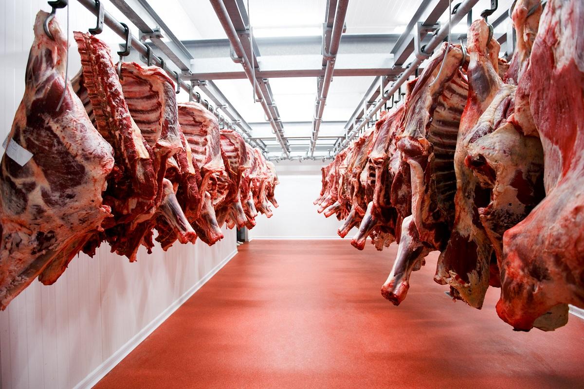 rood vlees slachterij