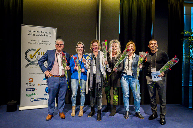 Beste Zorgafdeling 2019 (Gedeelde 1e plek) Roessingh, Afdeling Reso te Enschede