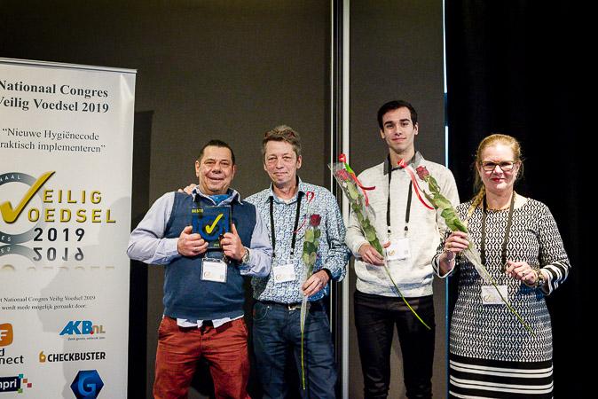Beste Nieuwkomer 2019 Zorggroep de Laren, Villa Marijke Elisabeth, keuken te Hilversum